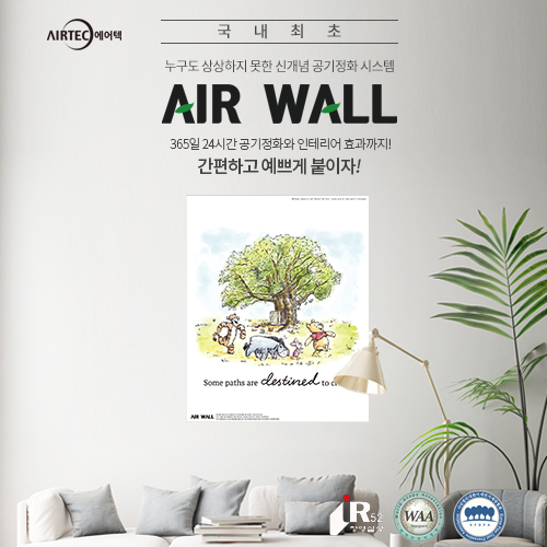 에어월 Air Wall (Disney)